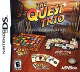 The Quest Trio - Jewels, Cards and Tiles DS cover (CQEE)