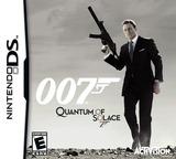 007 - Quantum of Solace DS cover (CQSE)