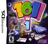 101 in 1 Explosive Megamix DS cover (CQZE)