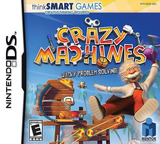 Crazy Machines DS cover (CRZE)