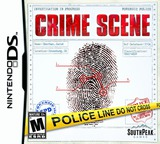 Crime Scene DS cover (CUIE)