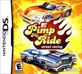 Pimp My Ride - Street Racing DS cover (CUZE)