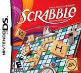 Scrabble - Crossword Game DS cover (CVXE)