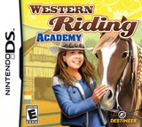 Western Riding Academy DS cover (CWPE)