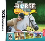 My Horse & Me - Riding for Gold DS cover (CXHE)