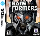 Transformers - Revenge of the Fallen - Decepticons Version DS cover (CXOE)