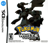 Pokémon - White Version DS cover (IRAO)