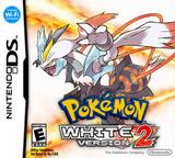 Pokémon - White Version 2 DS cover (IRDO)