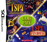 I Spy Game Pack DS cover (TGSE)