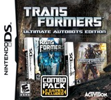 Transformers - Ultimate Autobots Edition DS cover (TLKE)