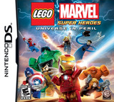 LEGO Marvel Super Heroes - Universe in Peril DS cover (TLME)
