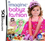 Imagine - Babyz Fashion DS cover (VBAE)