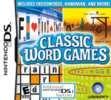 Classic Word Games DS cover (VCWE)