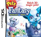 Petz Fantasy - Moonlight Magic DS cover (VFBE)