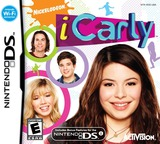 iCarly DS cover (VICE)