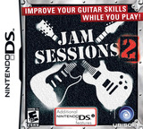Jam Sessions 2 DS cover (VJSE)