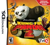 Kung Fu Panda 2 DS cover (VKUE)