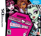 Monster High - Ghoul Spirit DS cover (VM2E)