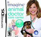 Imagine - Animal Doctor Care Center DS cover (VPVE)