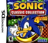 Sonic Classic Collection DS cover (VSOE)