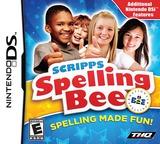 Scripps Spelling Bee DS cover (VSPE)