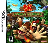 DK - Jungle Climber DS cover (Y4IE)