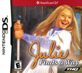 American Girl - Julie Finds a Way DS cover (YAJE)