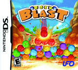 Rock Blast DS cover (YCGE)