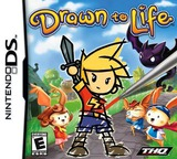 Drawn to Life DS cover (YDWE)