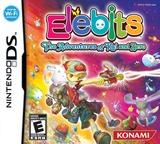 Elebits - The Adventures of Kai and Zero DS cover (YERE)