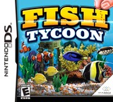 Fish Tycoon DS cover (YF7E)