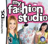 My Fashion Studio DS cover (YF9E)