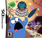 Foster's Home for Imaginary Friends - Imagination Invaders DS cover (YFIE)