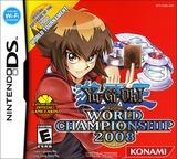 Yu-Gi-Oh! - World Championship 2008 DS cover (YG8E)