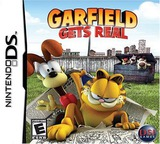 Garfield Gets Real DS cover (YGFE)
