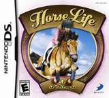 Horse Life DS cover (YHXE)