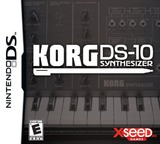 Korg DS-10 Synthesizer DS cover (YJ9E)
