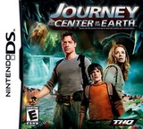 Journey to the Center of the Earth DS cover (YJCE)