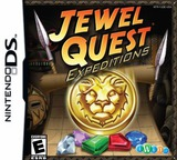 Jewel Quest - Expeditions DS cover (YJQE)