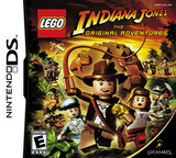 LEGO Indiana Jones - The Original Adventures DS cover (YLJE)