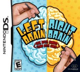 Left Brain, Right Brain - Use Both Hands, Train Both Sides DS cover (YLRE)