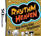 Rhythm Heaven DS cover (YLZE)