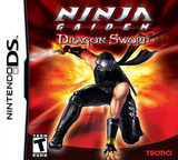 Ninja Gaiden - Dragon Sword DS cover (YNGE)