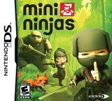 Mini Ninjas DS cover (YNJE)