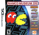 Namco Museum DS DS cover (YNME)