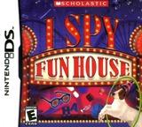 I Spy Fun House DS cover (YP5E)