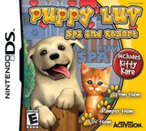 Puppy Luv - Spa and Resort DS cover (YPLE)