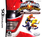 Power Rangers - Super Legends DS cover (YPRE)