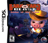 Barnyard Blast - Swine of the Night DS cover (YQBE)