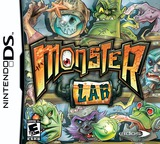Monster Lab DS cover (YQLE)